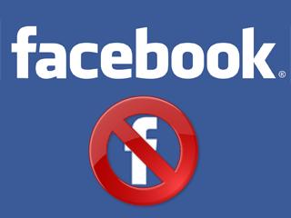 excluir conta facebook