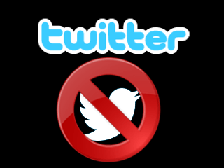 Excluir uma Conta do Twitter