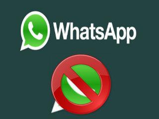 Excluir uma conta do WhatsApp
