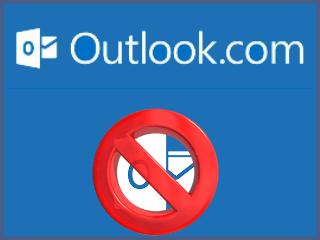excluir email outlook