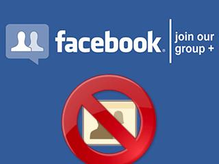excluir grupo do Facebook
