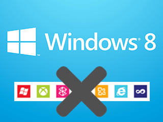 Excluir uma Conta do Windows 8