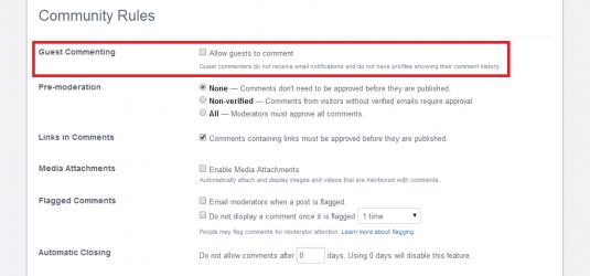 remover Disqus o meu site ou blog