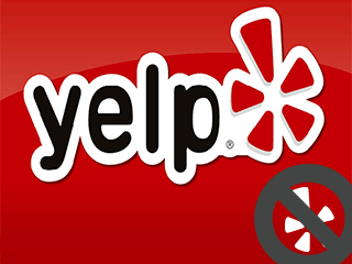 excluir conta yelp