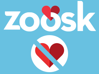 excluir conta zoosk