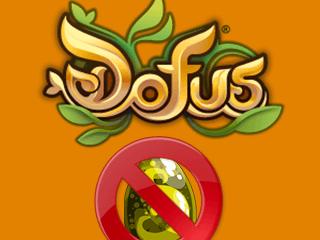 Excluir uma conta do Dofus