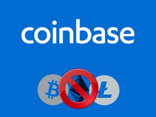 excluir conta coinbase